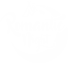 Logo Romantic Night white