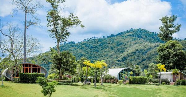 เดอะบันยัน ลีฟ รีสอร์ท (The Banyan Leaf Resort) อ.สวนผึ้ง
