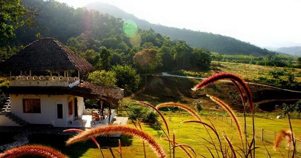 Morning Glory Resort & Bakery (อ.สวนผึ้ง)